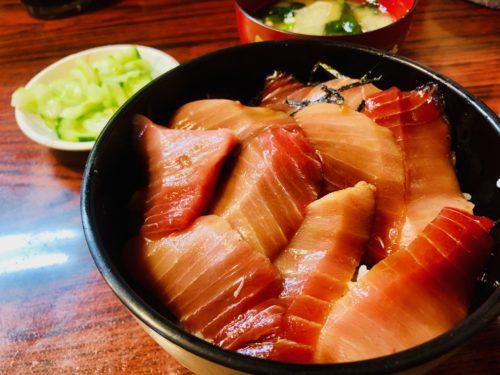 食事処 たけ|大仁の地元民に愛された名店で海鮮丼と定食を食す!