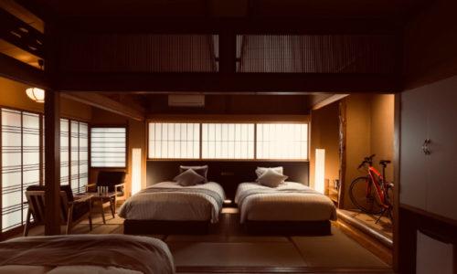 コナステイ伊豆長岡 |自転車の旅に特化したホテルへと進化を遂げた