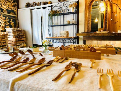 工房Rokumoku(ろくもく)|かわいい手作りスプーンはお土産やプレゼントに最適!
