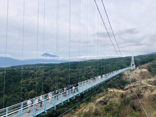 三島スカイウォーク|割引やアクセス、吊橋以外の見どころも紹介!