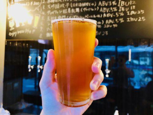 反射炉ビアスタンド|伊豆長岡駅前でクラフトビールがサクッと飲める
