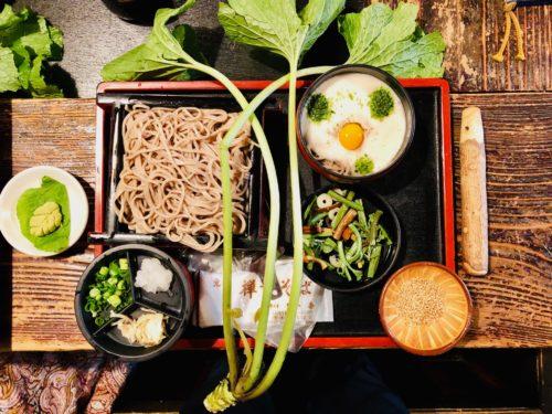 禅風亭なゝ番(ななばん)|とろろ・もり蕎麦の両方楽しめて最高!