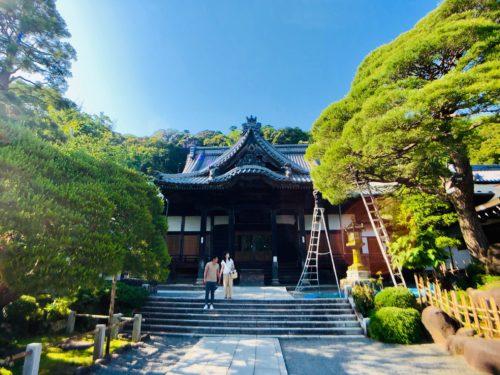修禅寺|見どころいっぱいの寺。近くの日枝神社も見逃すな!