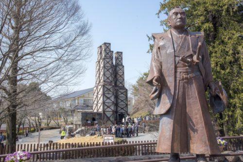 江川英龍|反射炉を建設・日本初のパン製造・お台場を作った偉人!