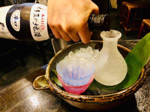 ろさん|伊豆の国市にある10種の大皿料理や海鮮・日本酒が旨い店