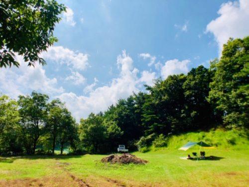 さつきが丘公園キャンプ場