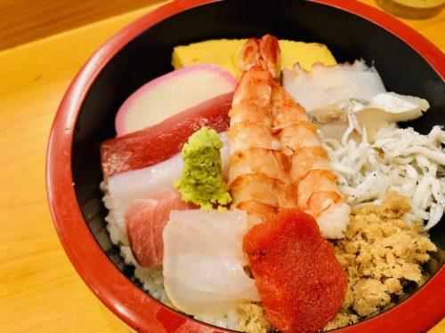 廣寿司|海鮮ちらしが750円の高コスパランチ!地元の人気店