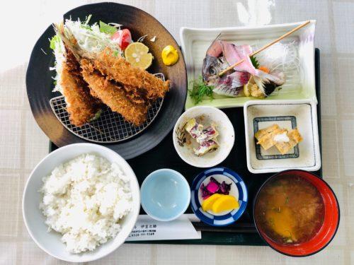 伊豆之助(いずのすけ)|アジ定食が絶品!海鮮食べるならココ