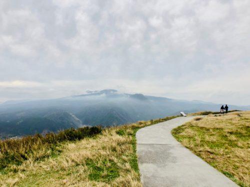 大室山|『君の名は』の雰囲気を味わえる観光名所でまったり
