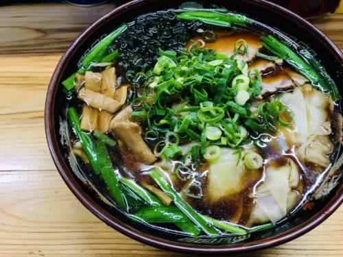 味の終着駅 次郎長本店|三島でデカ盛りが有名な人気店のラーメン!