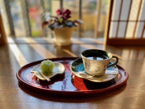 茶房 欅(けやき)|三島の白滝公園横にある料亭のような喫茶店