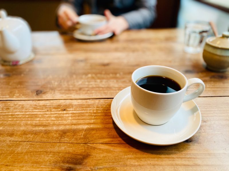 CAKE KICHIのコーヒー