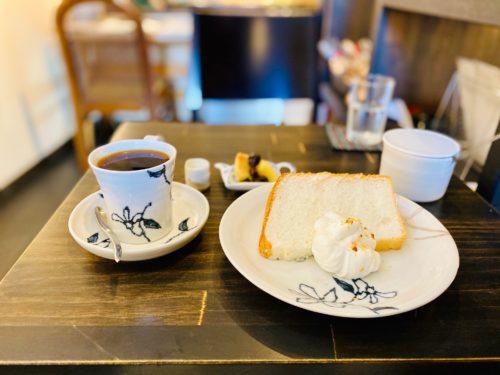 珈舎(カシャ)|沼津御用邸近くのシフォンケーキが美味しいお店
