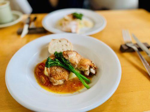 otro(オトロ)|三島広小路駅近!メインの選べる魚or肉が美味