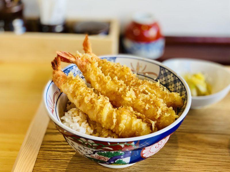 天ぷら乃々花の料理写真