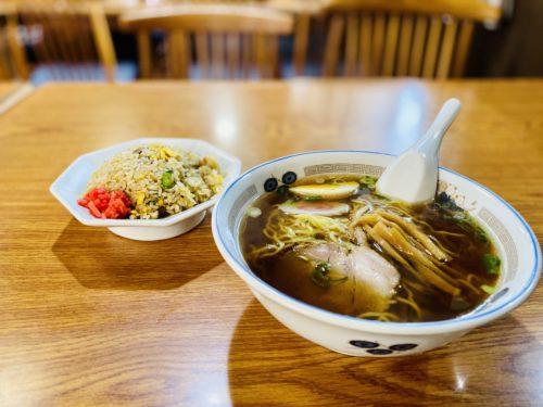 朋友(ぽんゆう)|修善寺の中華料理店は昔ながらの味がいいのだ!
