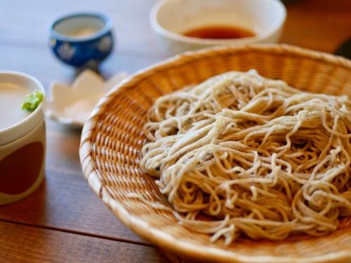 浅草じゅうろく 修善寺はなれの蕎麦