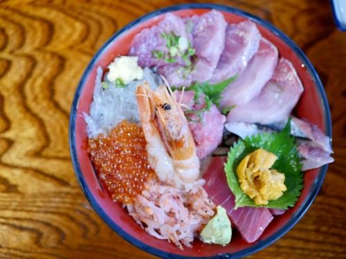 魚河岸 丸天の海鮮丼