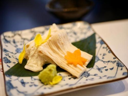 小の久のランチ豆腐コース